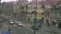 Brasov: Strada Mureșenilor - Overdag