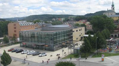 Thumbnail of Trutnov webcam at 9:14, Jul 28