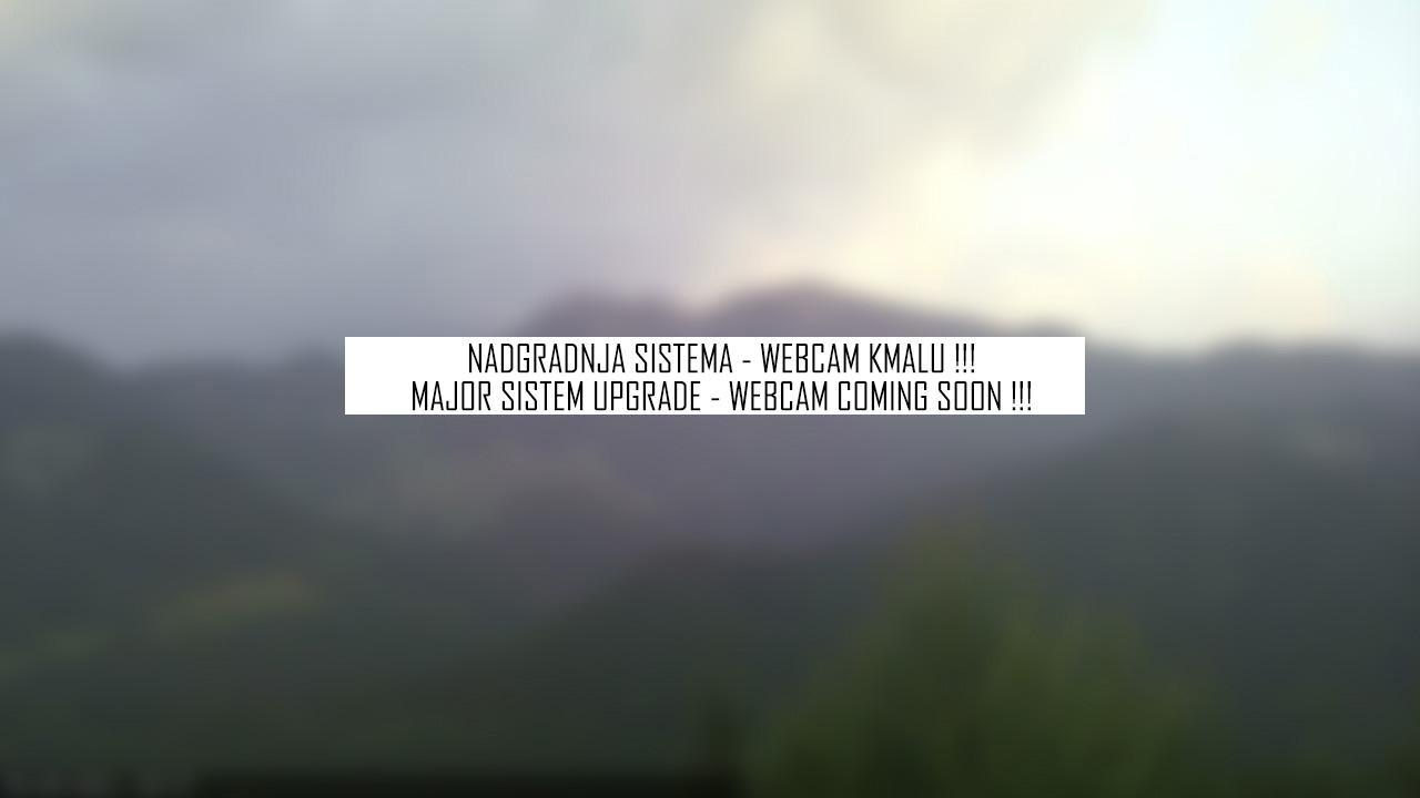 Webcam Kališe: Podlonk − Prtovč − Ratitovec − Jelovica