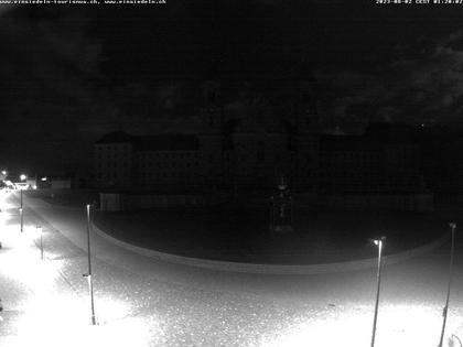 Einsiedeln: Klosterplatz