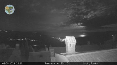 Thumbnail of Plomin Luka webcam at 9:14, Mar 1