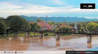 Tha Muang: The Bridge of The River Kwai - Current