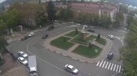 Туапсинское городское поселение: Туапсе - Краснодарский край, Россия: Камера установлена на жилом доме, на углу улиц Карла Маркса и Победы - Current