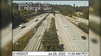Mercer Island: I- at MP .: E Mercer Way - Recent