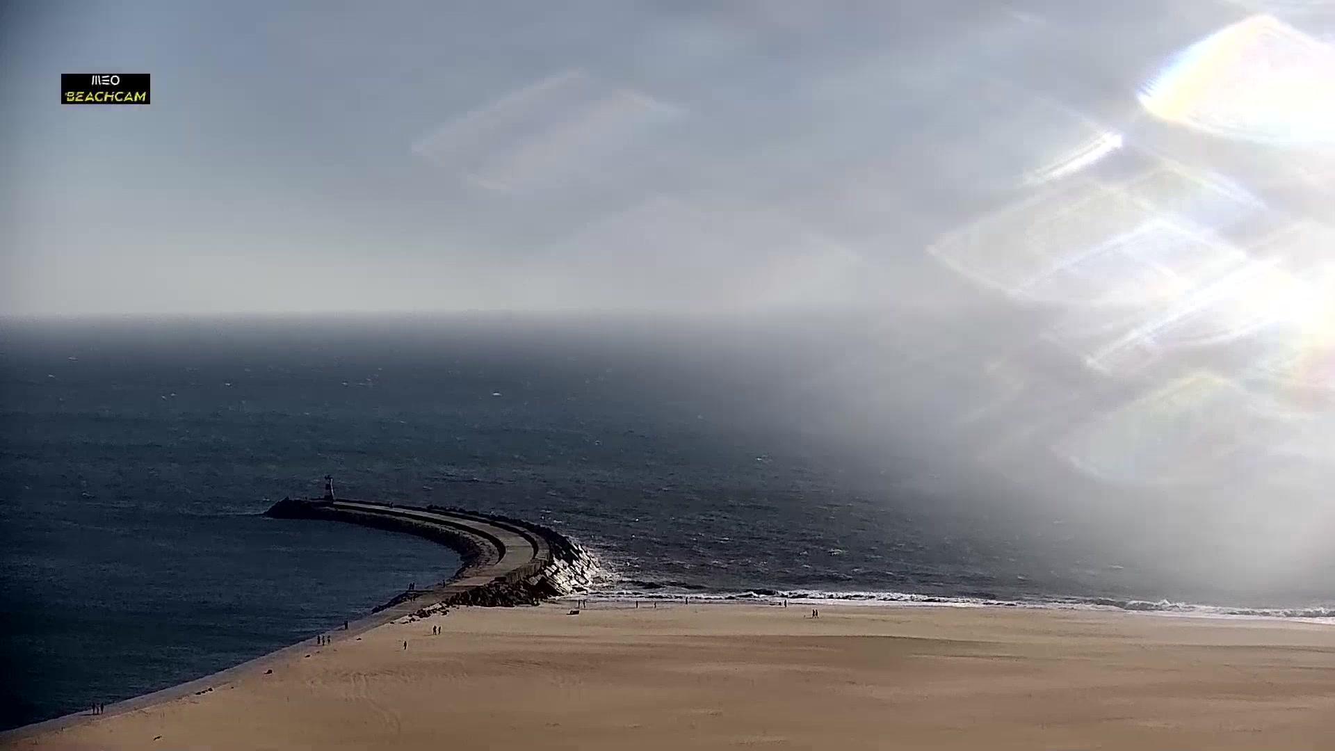 webcam Figueira da Foz Municipality: Cabedelo Buarcos hs-
