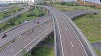 Rinkeby-Kista stadsdelsomrade: Tpl Rinkeby mot Rissne (Kameran �r placerad p� E Hjulstav�gen i h�jd med trafikplats Rinkeby och �r riktad mot Rissne) - Overdag