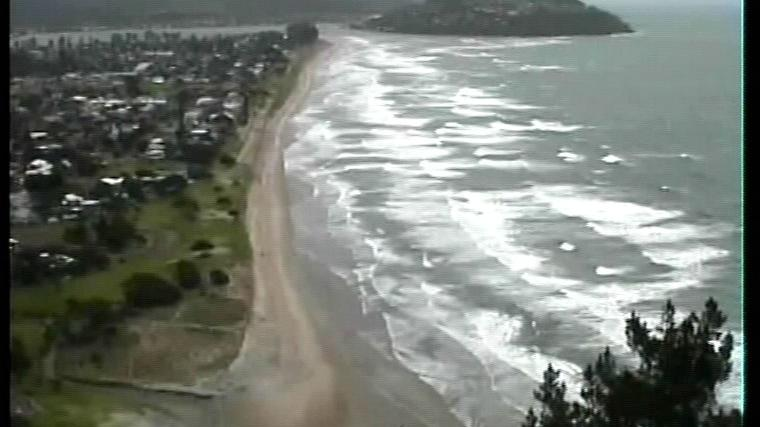 Webcam Pauanui Beach