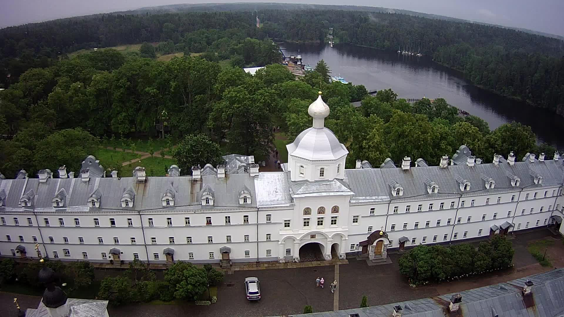 Webcam Valaam › South: Карелия