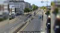 London: A Bath Rd/The Avenue - Jour