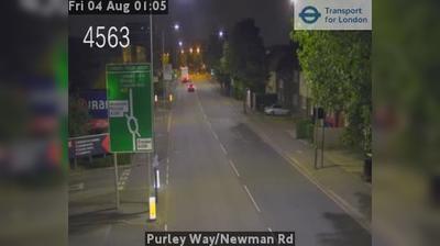 Thumbnail of Croydon webcam at 10:09, Apr 11
