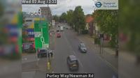 Croydon: Purley Way/Newman Rd - Overdag