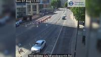 London: Nine Elms Ln/Wandsworth Rd - Overdag