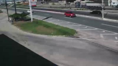 Webcam João Pessoa: Rodovia Governador Antonio Mariz − BR
