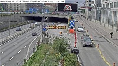 Göteborg Dagsljus Webbkamerabild