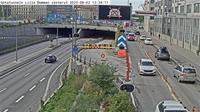 Gothenburg: Götatunneln Lilla bommen västerut - Overdag