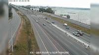 Burlington: QEW south of Highway - Aktuell
