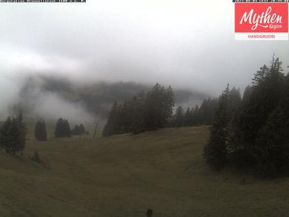Schwyz: Mythenregion - Einsiedeln (Bergstation Brünnelistock)