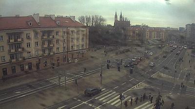 Белосток: Sienkiewicza/Jurowiecka Street