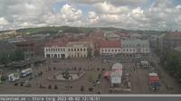 Halmstad › North: Halmstad, Stora Torg - Stora vägen - Day time