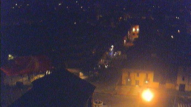 Webcam Legnano: Panorama − dal campanile di Legnanello