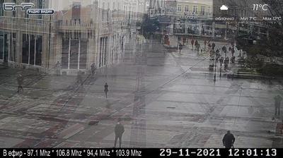 Vue webcam de jour à partir de Vidin: city in northwestern
