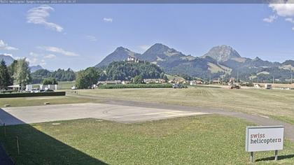 Epagny: Swisshelicopter - Gruyère