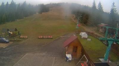 Vue webcam de jour à partir de Подобовець: Пилипец