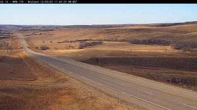 Webkamera Midland: US-14 near − SD (MM 170)