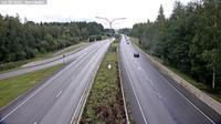 Oulu: Tie - H�ntt�m�ki - Kuusamoon - Overdag