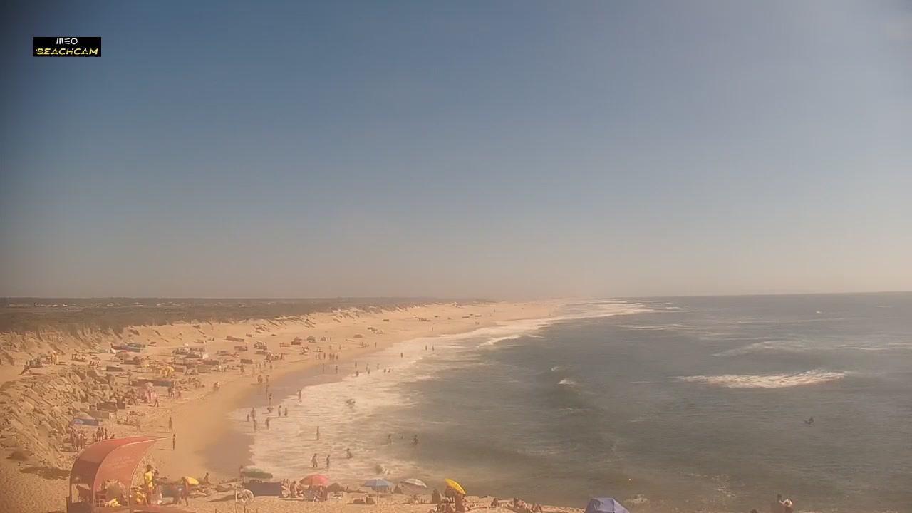Webkamera Aveiro: Vagueria: Praia da Vagueria