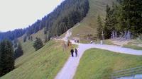 Bolsterlang: H�rnerbahn-Bergstation - Dia