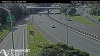 Wellington > North: SH Tinakori Rd On-ramp - Dagtid