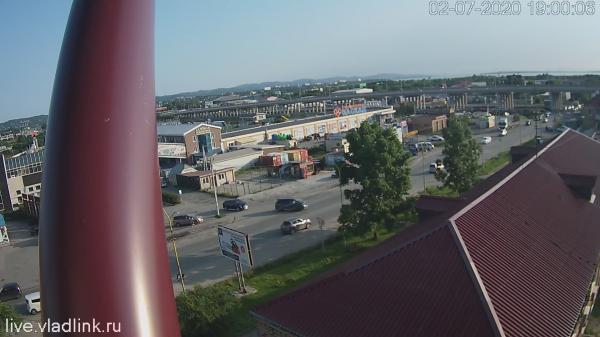 Webkamera Uglovoye: Поворот