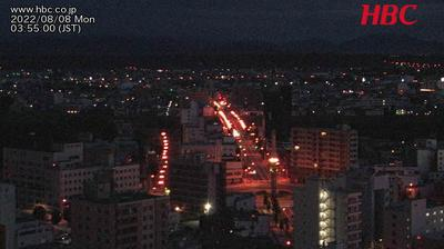 Thumbnail of 8 Jodori webcam at 4:07, Mar 6