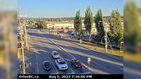 City of Langley > North-East: Hwy  at Fraser Hwy in Langley, looking northwest - Actuelle