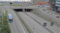 Gothenburg: Götatunneln mynning Järntorget (Götatunneln mynning Järntorget) - Dia