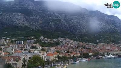 Veliko Brdo: Makarska, PTZ webcam
