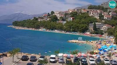 Baska Voda: Podluka beach