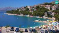Baska Voda: Podluka beach - Overdag