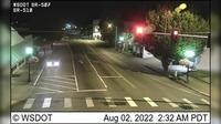 Yelm: SR : SR  Intersection (st St and) - Ave - Current