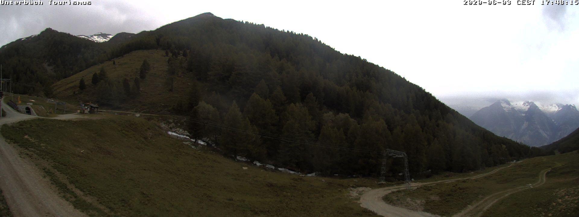 Unterbäch: Ski- und Wandergebiet Ginals