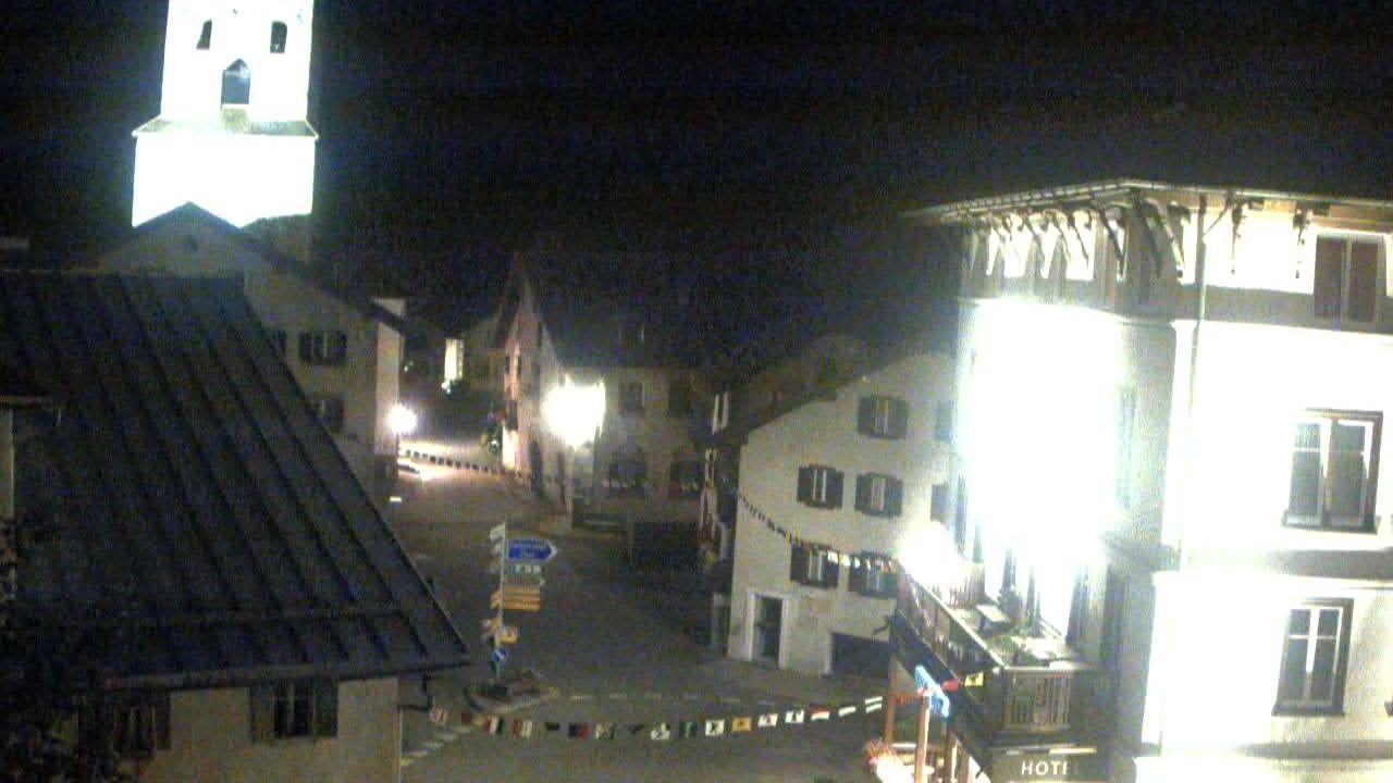 Webcam Bergün: Dorf