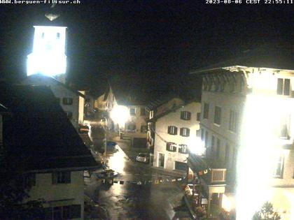 Bergün: Dorf