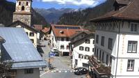 Bergun: Dorf - Overdag