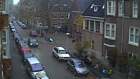 Webkamera Amsterdam: Tintorettostraat