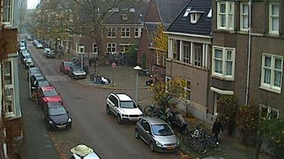 Daylight webcam view from Amsterdam: Tintorettostraat