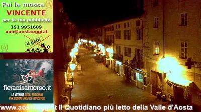 Aosta Huidige Webcam Image