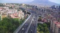 Naples: A Tangenziale - Bypass km. , TC  Volto Santo - Overdag
