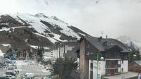 Les Deux Alpes: Les  Alpes, centre station - Overdag