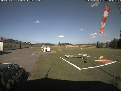 Lommis: Airfield - Cam East